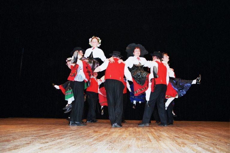 Grande danse